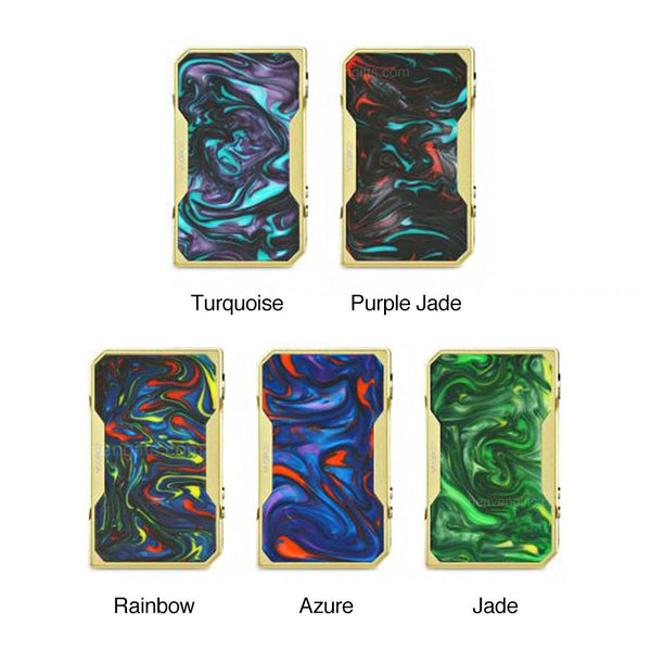 VooPoo Drag Gold 157W TC Box Mod - WholesaleVapor.com