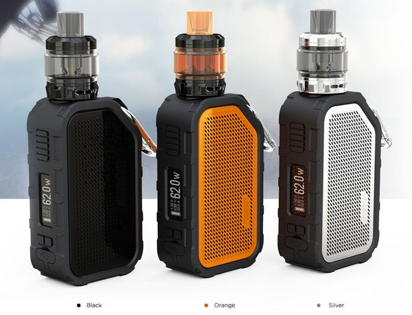 Wismec Active w/ Amor NS Plus Starter Kit - WholesaleVapor.com