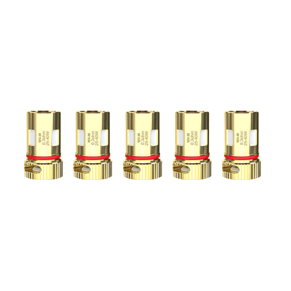 Wismec WV Replacement Coils (5 Pack) - WholesaleVapor.com