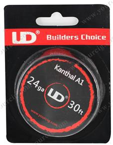 Youde UD Kanthal A1 10m / 30ft - Various Gauges - WholesaleVapor.com