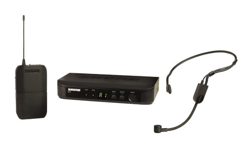 Shure BLX  RF Wireless Headset