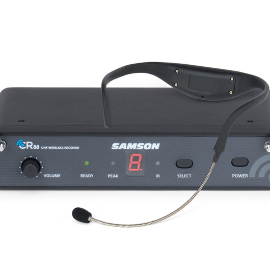 Samson Airline 88AH8 Noise Canceling Wireless Headset