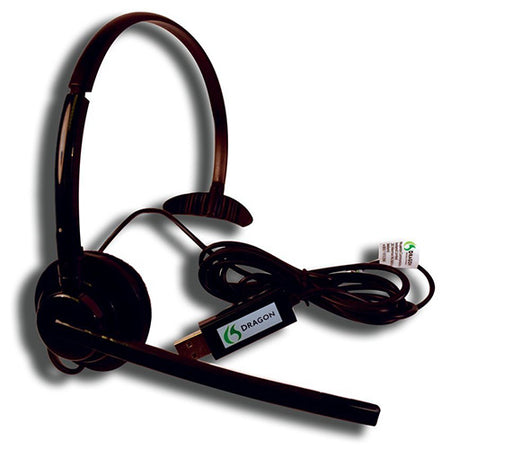 Nuance Dragon USB Headset