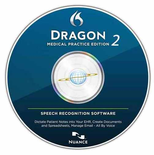 Dragon Medical Practice Edition 2 Downloadable Media