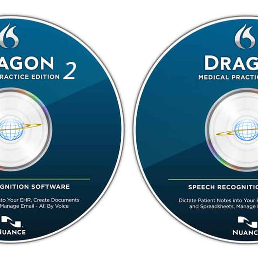 Dragon Medical Practice Edition 4 Upgrade from v10 or DMPE1