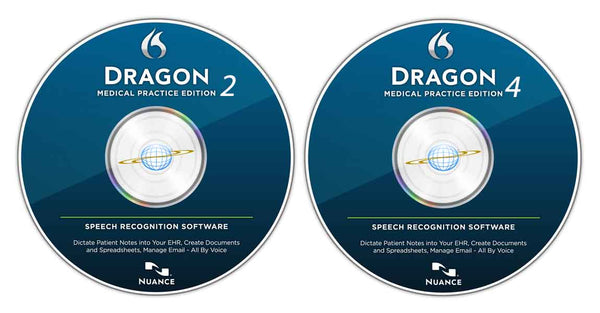 Dragon Medical Practice Edition 4 Upgrade from Dragon Medical 10