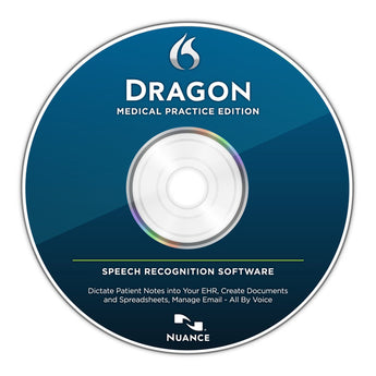 Dragon Medical Practice Edition 1 Downloadable Media