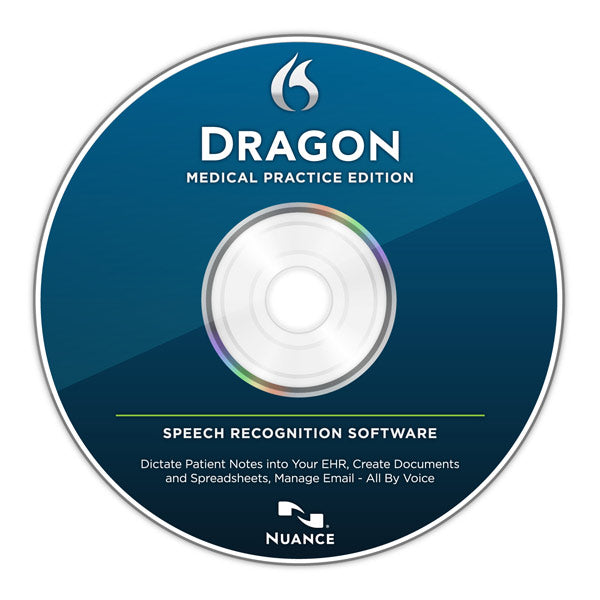 Dragon Medical Practice Edition 2 Upgrade (from v10 or DMPE1/v11)