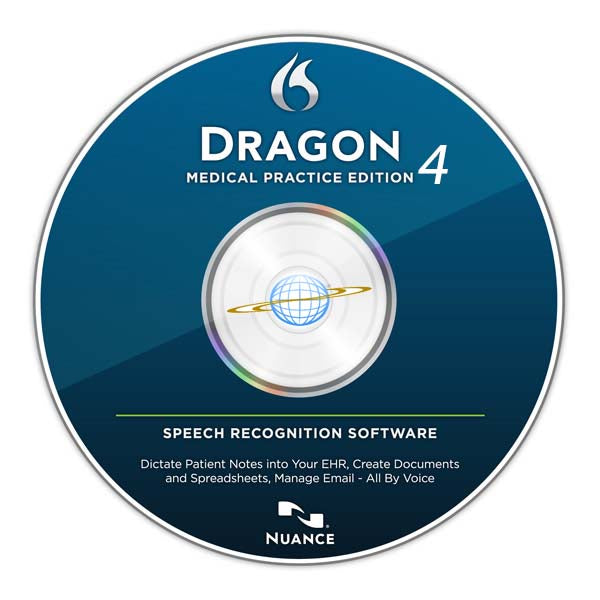 Dragon Medical Practice Edition 4 Downloadable Media
