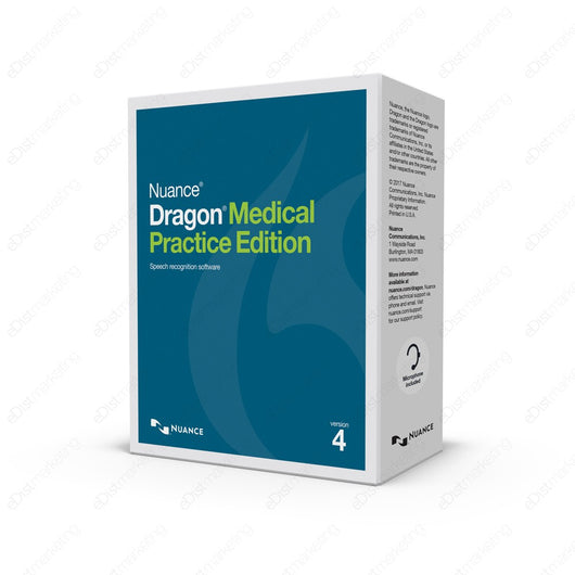 Dragon Medical Practice Edition 4 Upgrade / DMPE1 Special Limited Time Offer