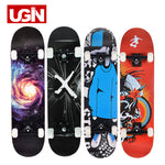 UGIN Complete Maple Long Skateboard