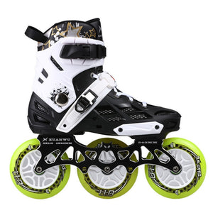 3X110mm Adult Inline Speed Skates