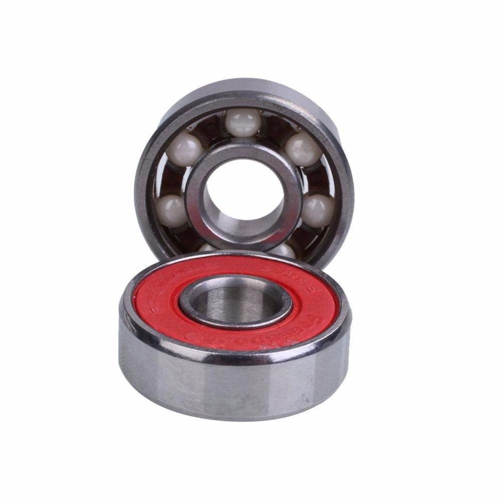 8 x Ceramic Ball Inline Skate Bearings
