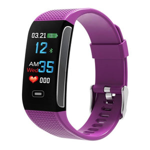 Bluetooth Sports Smart Watch with Color Screen