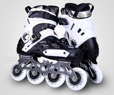 XUANWU 3 or 4 Wheel Convertable Speed Slalom Skates