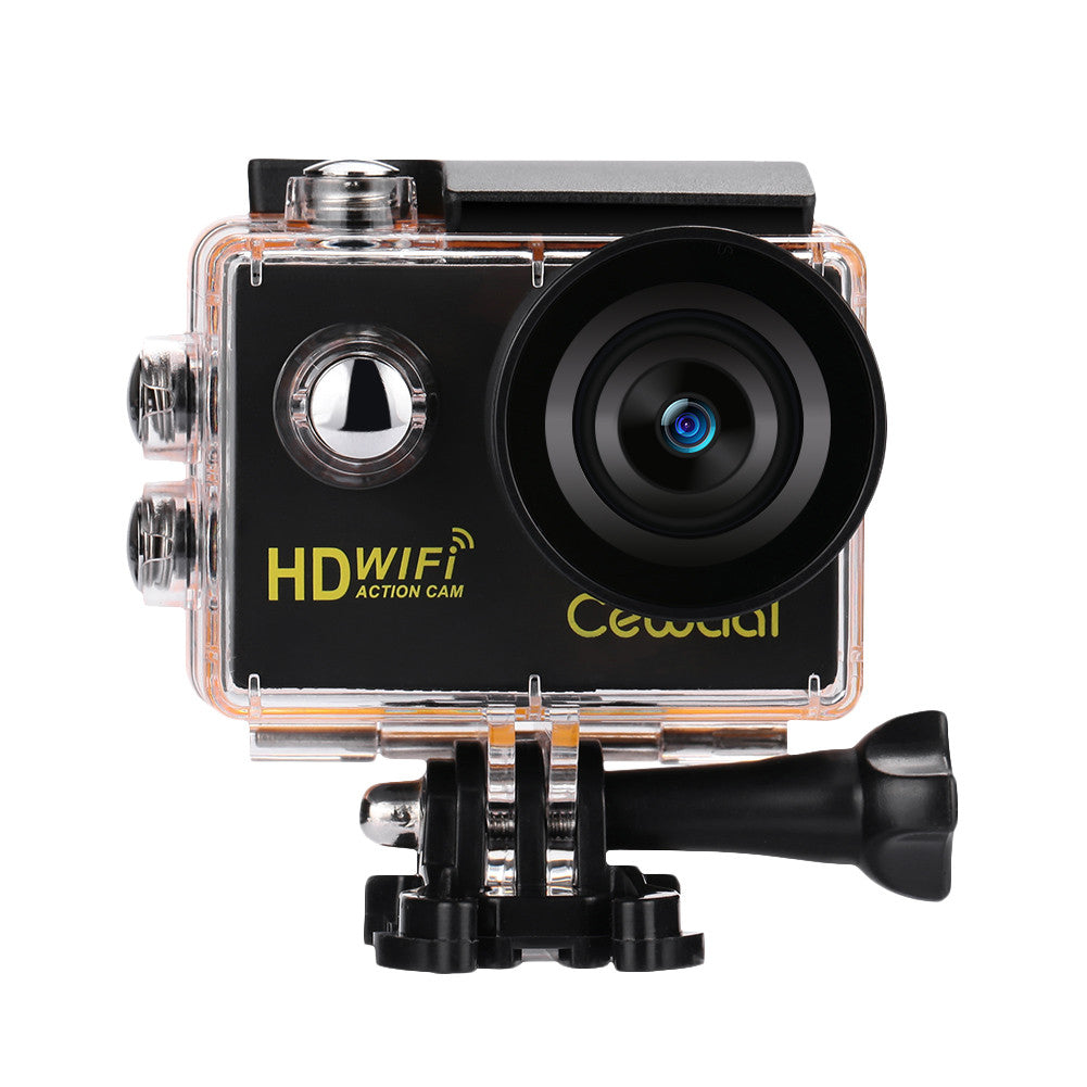 Waterproof 1080 P Action Sports Camera
