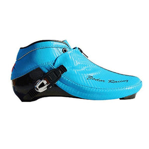 JEERKOOL Carbon Fiber Inline Speed Skate Boots for Adults/Kids