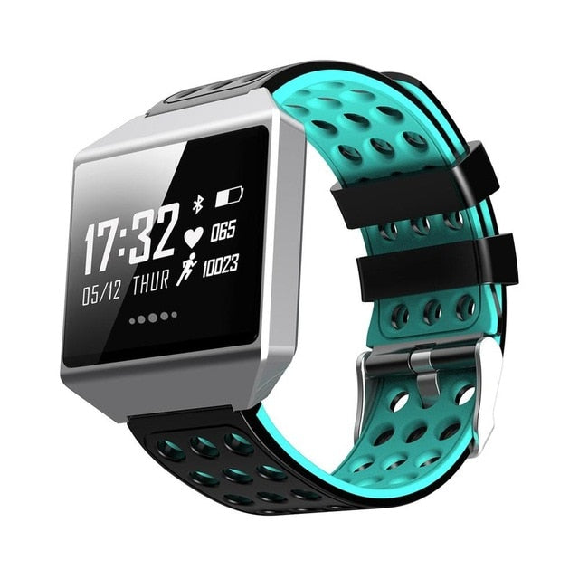 Waterproof Smart Sports Watch with Remote Camera