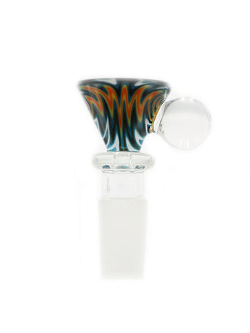 Wig Wag Slide Bowl 14mm Male