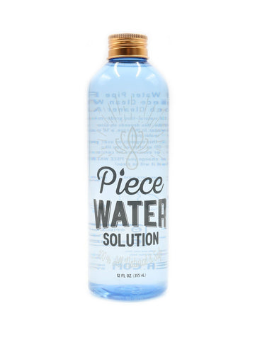 Piece Water Solution 12fl oz