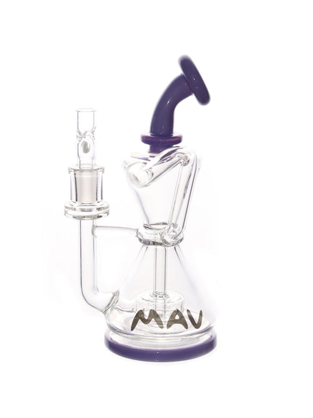 "Mav Glass - Mini Puck Recycler (8"")"