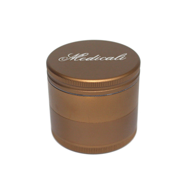 Medicali 4-Piece Grinder Copper