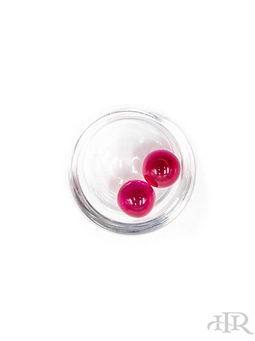 Ruby Pearl Co - 6mm Ruby Set (2 Pack)