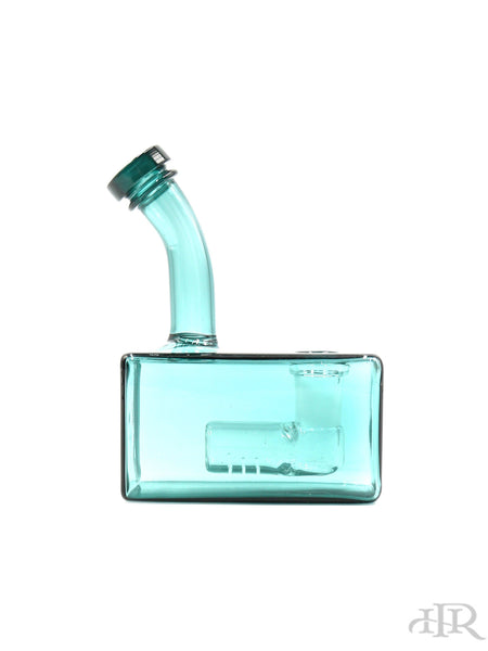 Stache Products The RiO Colored Glass Attachment Teal