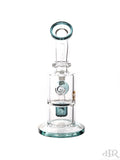 Tsunami Glass Concentrate Dab Bucket Ball Rig Back