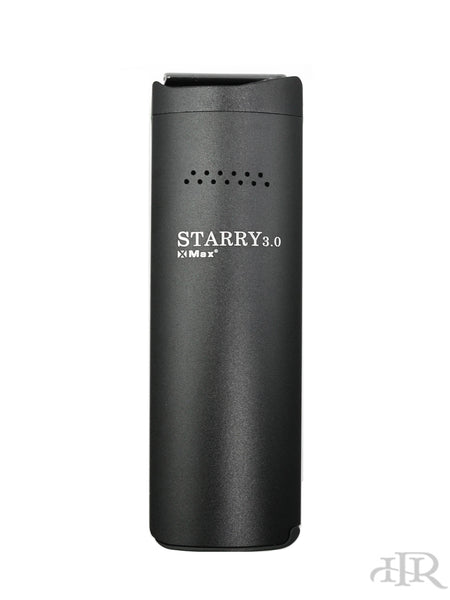 XVAPE - Starry Conduction Dry Herb and Concentrate Vaporizer Black