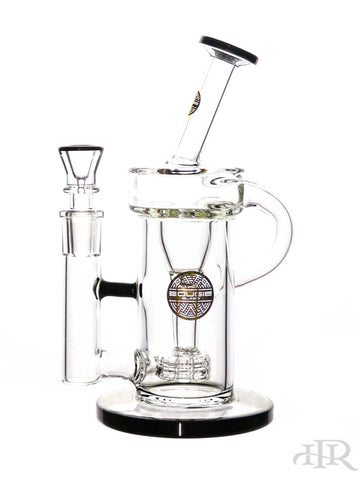 Bougie Glass - Klein Recycler Rig (7