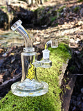 "Medicali Banger Hanger (10"") Dab Rig Concentrate Yellow Outdoor"