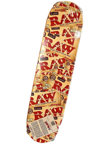 RAW Street Deck Skateboard (32