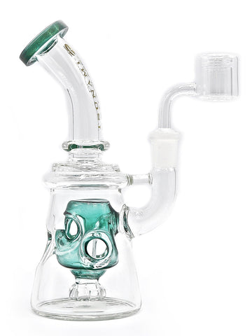 Tsunami Concentrate Rig Showerhead Swiss (9