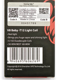 SMOK - V8 Baby T12 Light Replacement Coils