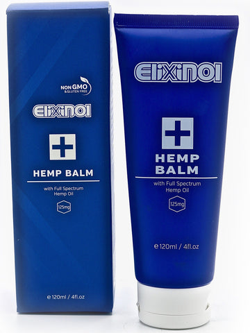 Elixinol - Hemp Balm (125mg)