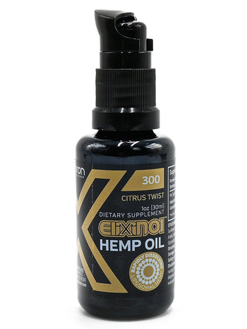 Elixinol - Hemp Oil Liposomes (300mg)