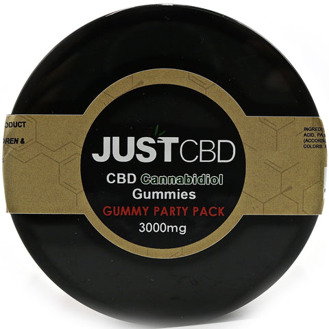 JUST CBD - Gummies (3000mg)