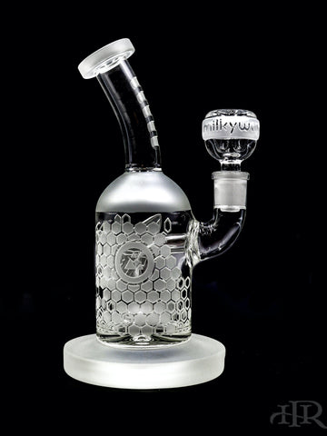 Milkyway Glass - Bee Hive Rig (8.5
