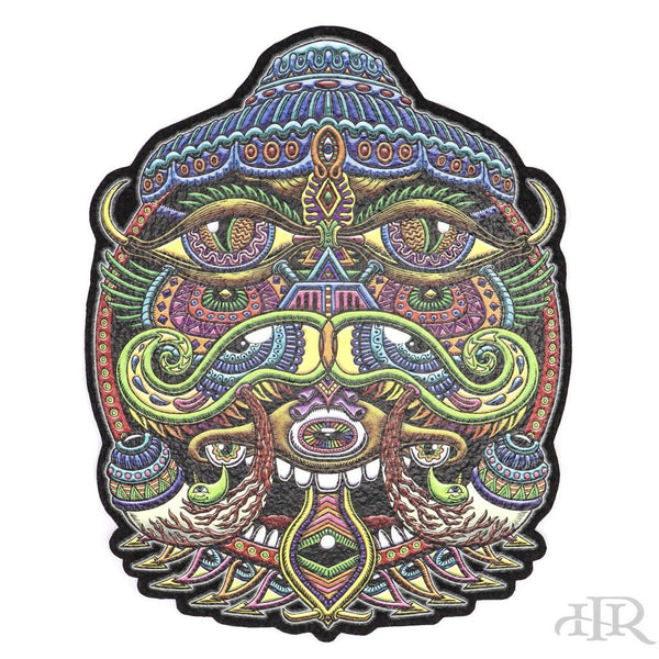 "moodmats - Chris Dyer ""Alien Eye"" (12"")"