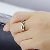 Infinity Eternity Ring