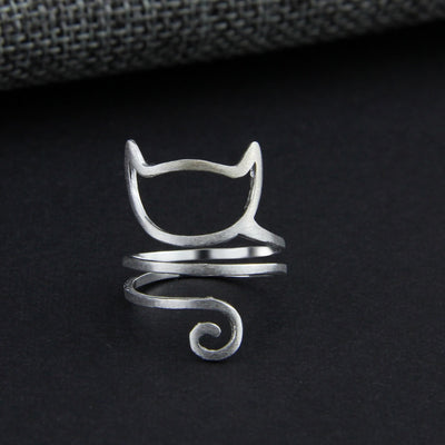 Sprung-Like-A-Cat Ring