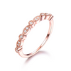 Boho Vintage Eternity Ring