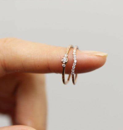 Forever Young Stacking Rings
