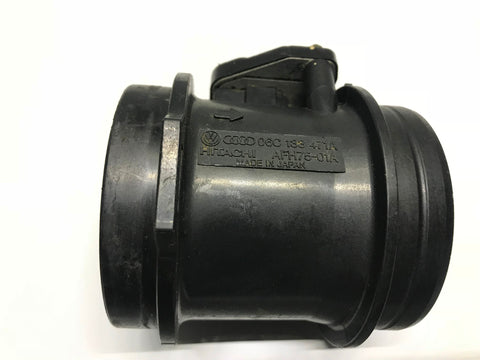 99-05 Audi Allroad Mass Air Flow Sensor MAF 06C 133 471 A