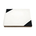 corner triangle  //  box of 12  // geo x