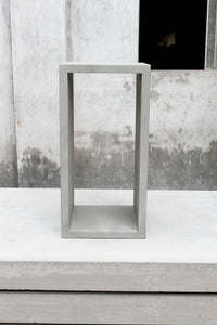 concrete medium cube