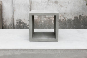 concrete small cube