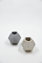 concrete mini dode vessel