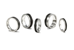 concrete diamond dust thinner ring